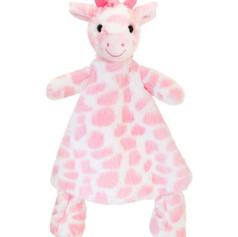 Pink Giraffe Comforter £6.99