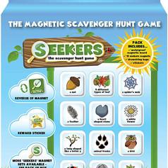 Seeker Scavenger Hunt £14.99