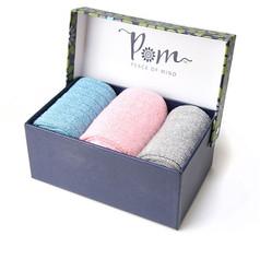 Glitter Socks, set of 3 £21.99