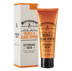 Thistle & Black Pepper Aftershave Balm £9.99