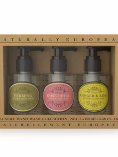 Set of 3 100ml hand washes £9.99