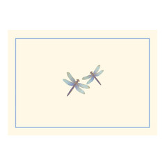 OUT OF STOCK Peter Pauper Press Dragonfly Notecards £8.50