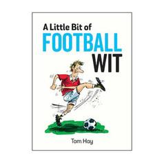 A Little Bit Of Football Wit £6.99