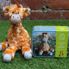 George the Giraffe Tin £11.99