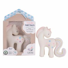 Unicorn Rattle with Crinkle Tail £19.99