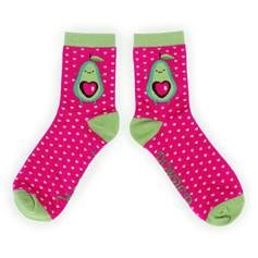 Powder Avocado Socks £7.99