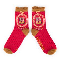 OUT OF STOCK Alphabet Socks: 'B' £7.99
