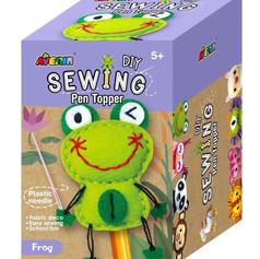 Sew a Frog Pen Topper £4.99