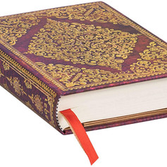 Paperblanks Viola Day at a Time Diary now £9.59 reduced from £15.99