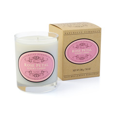 Naturally European Rose Petal Candle £14.99