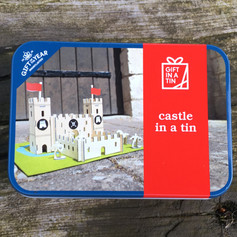 Castle in a Tin £11.99