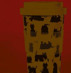 Scottie Dog Coffee Cup £9.99