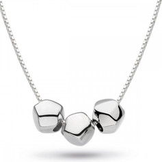 OUT OF STOCK Dew Three Knot Necklace £24.99