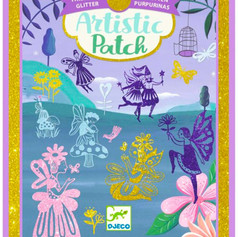 Out of stock -Djeco Artistic Patch Fairyland £10.99