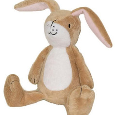Little Nutbrown Hare Rattle £8.99