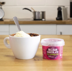 Single Chocolate Brownie Mug Cake Mix £1.99