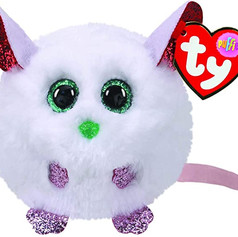 TY Brie Mouse Puffie £3.75