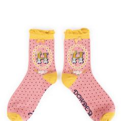 Alphabet Socks: 'H' £7.99