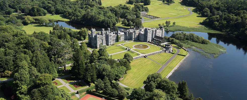 Once Guinness Ashford Castle