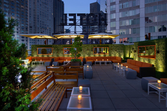 Rooftop Bar Industry's Latest Trend