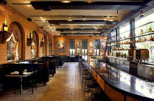 Open Bar Design