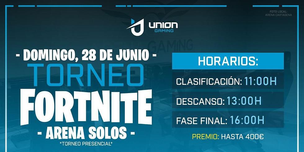 Torneo Fortnite Solos - GGC / UG