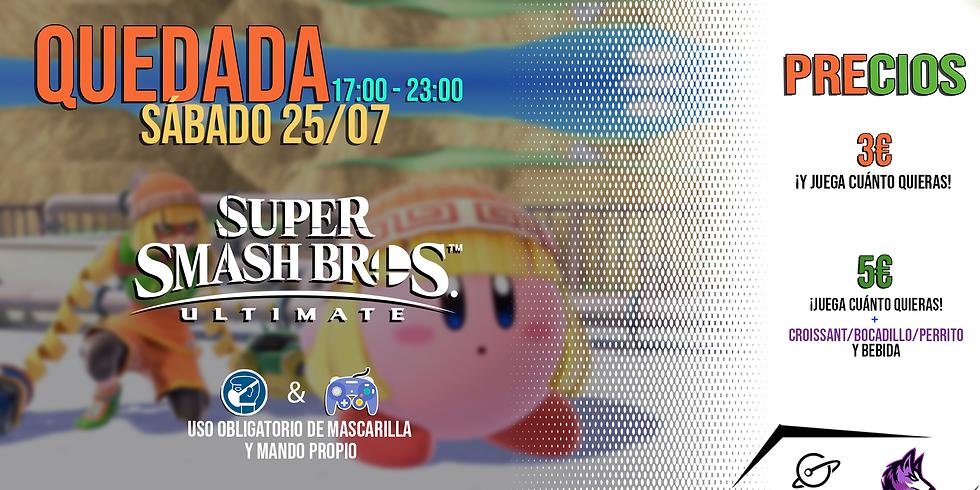 Quedada Super Smash Bros. Ultimate - Galaxy Gaming/Skoll Gaming