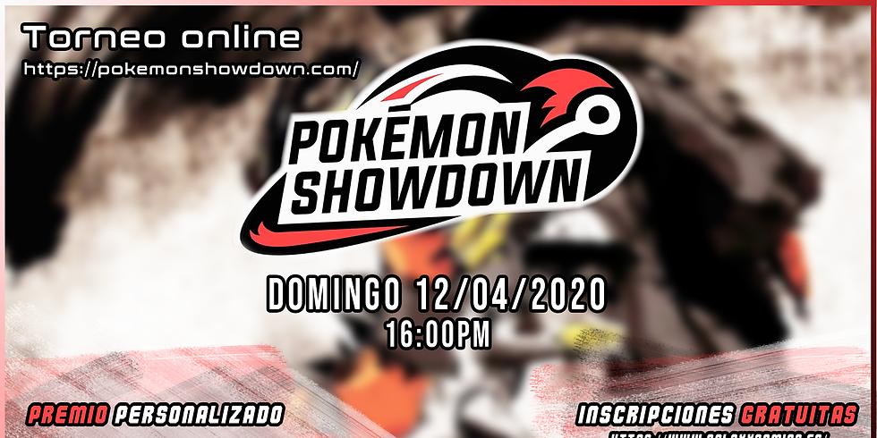 Torneo Pokémon Showdown - 12/04