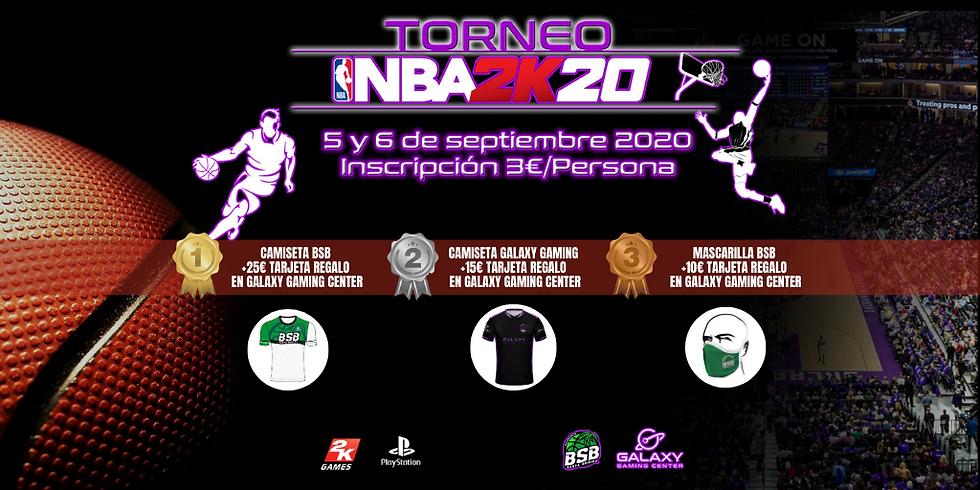 Torneo NBA2K20 BSB - GGC