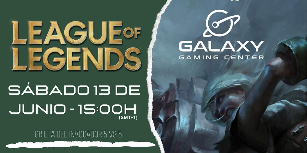 Torneo League of Legends - GGC