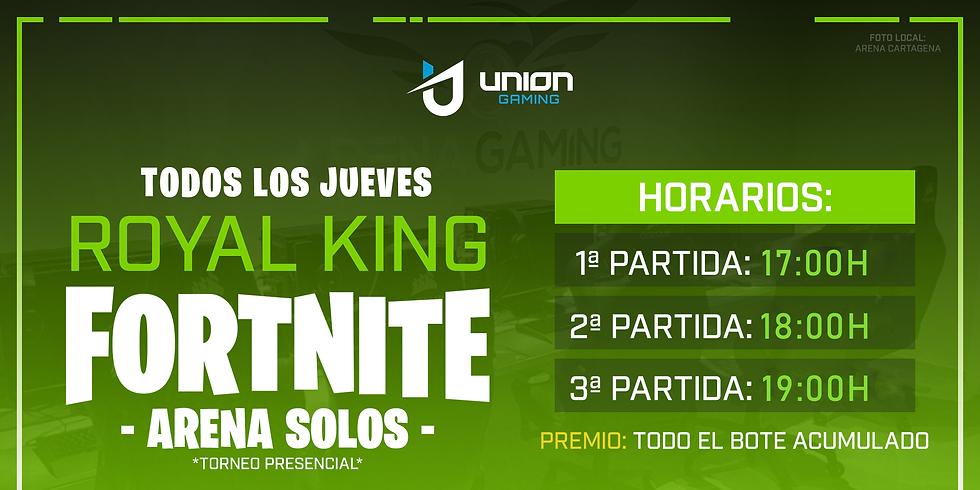 Royale King Fortnite - GGC / UG