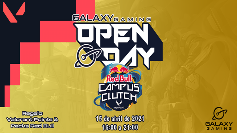 Open Day Red Bull Campus Clutch - Valorant