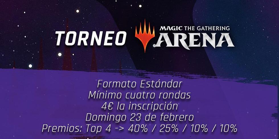 Torneo MTG Arena - FEBRERO