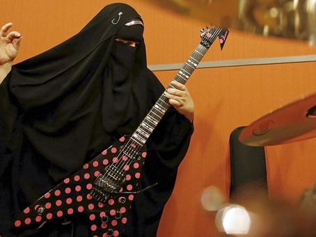 Mujeres y varones musulmanes entre: la espada y la pared