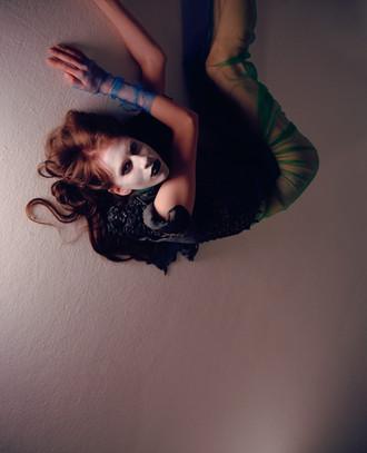 model @dasha_shevik photo @eugenemokrousov style @pavlovakaterinaisdead muah @vikhaylenko clothes @avetisyanch