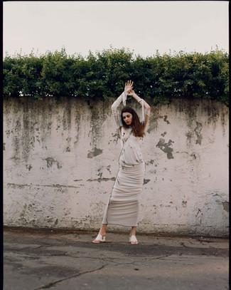 style @barbayanova_m photo @pavelropaev model @annanechaeva_ muah @kristallikova dress @avetisyanch