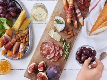Keep it Cool with a Summer Charcuterie Board