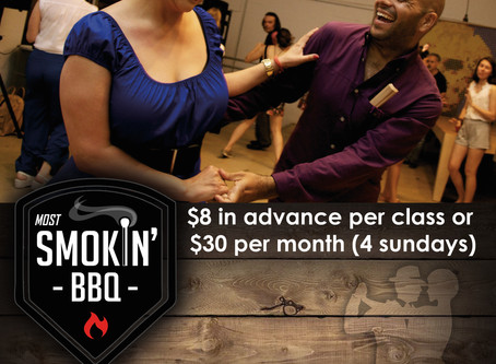 DFW Swing Out Dance Classes