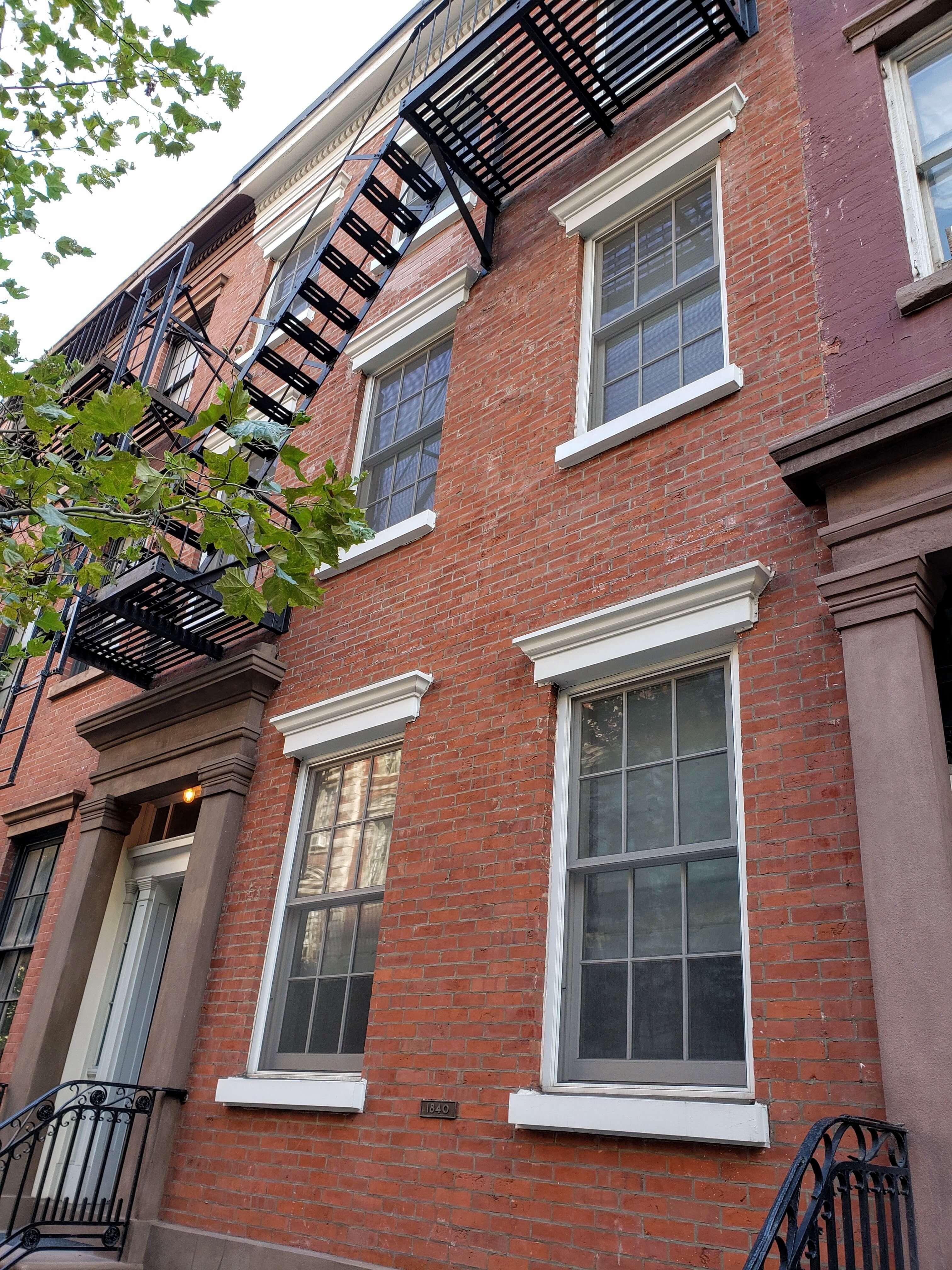 King Street Facade 2