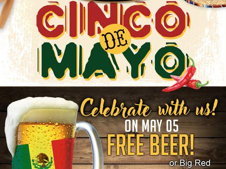 Cinco de Mayo Special!