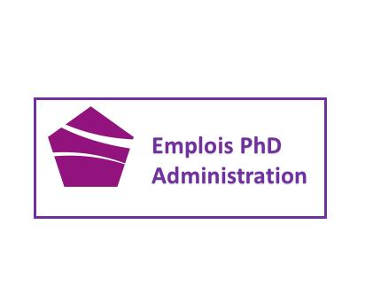 Emplois PhD dans l'Administration -Source LinkedIn
