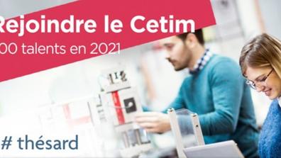 Rejoindre le Cetim : 200 talents en 2021