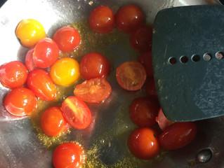 Tomates, mozza et compagnie