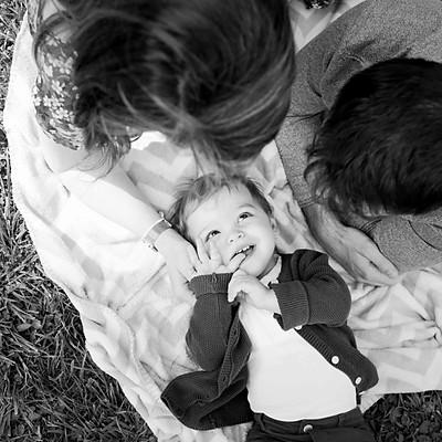 Samuel et sa famille, bientôt 4