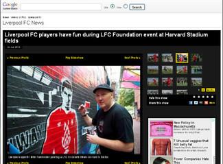 PRESS SPOTLIGHT: Liverpool Echo