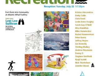 Group show: Parks & Recreation