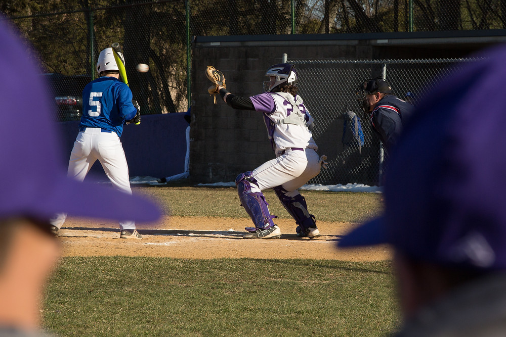 beth capuano photography at Clarkstown North jv baseball