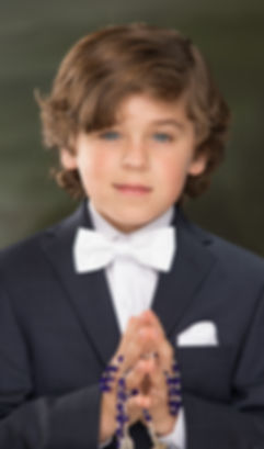 communion portrait, communion photography, communion photograph, f created by Beth Capuano Photographyrst holy communion