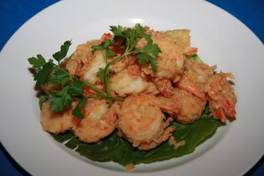 Epiphany southern fried shrimp
