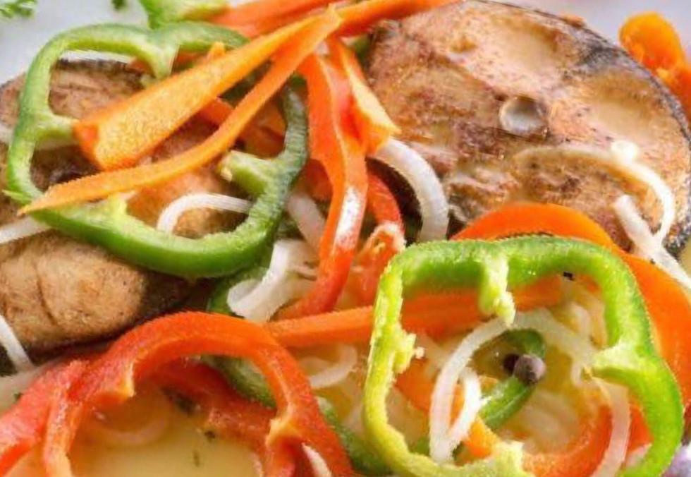Epiphany king fish steaks